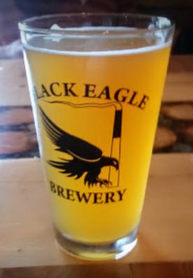 Black Eagle Power to the Pivo pilsener