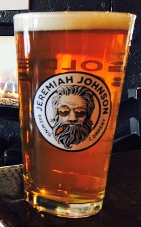 Jeremiah Johnson Golden Bobcat Pale Ale