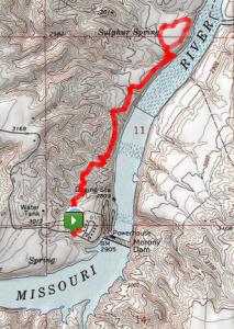 Sulphur Springs Hike