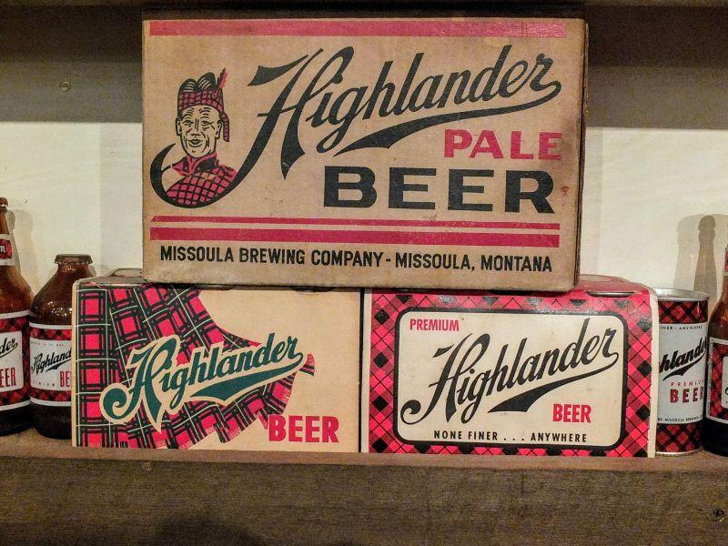 Highlander boxes
