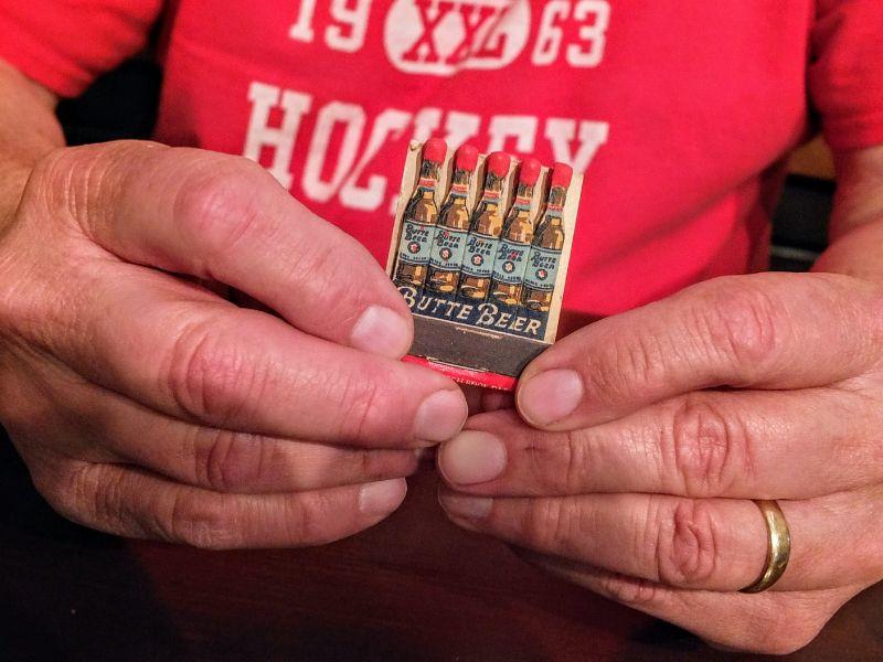 individually printed matches