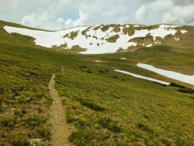 last ridge