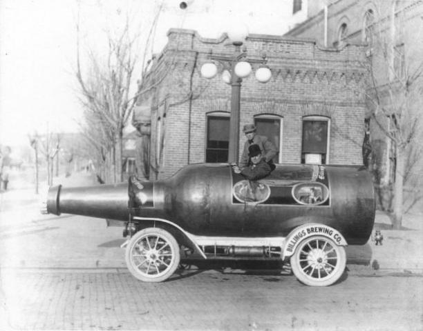 beer car