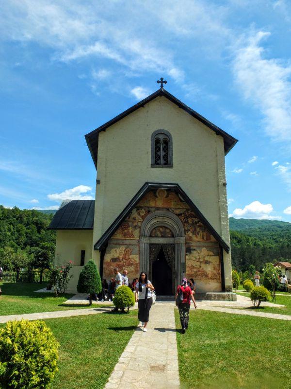 Morača Monastery