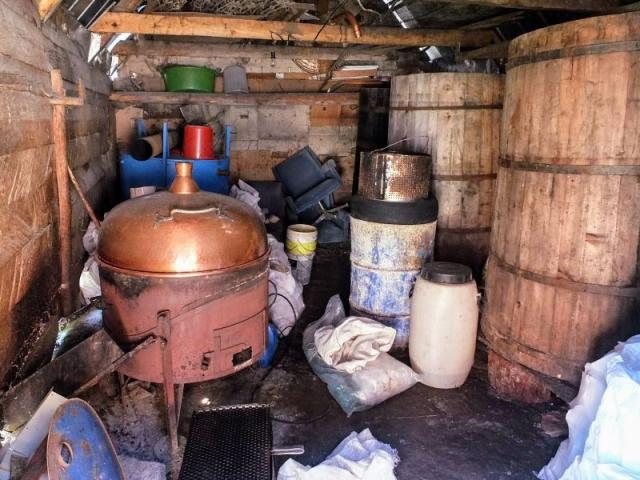 Rakija distilling kit