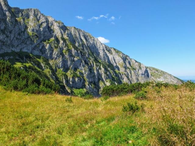view to Hajla Mountain