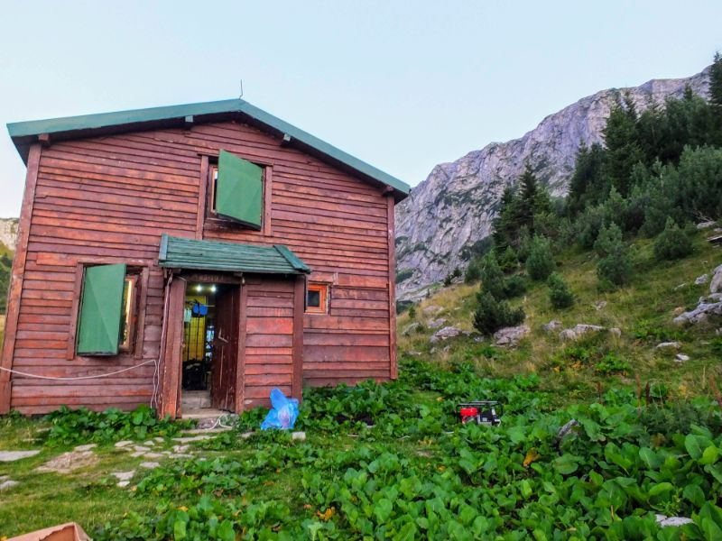 GROPE Lodge