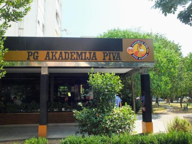 PG Akademija Piva