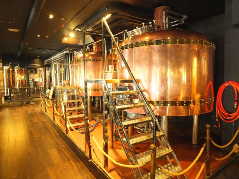 PG Akademija Piva brewhouse