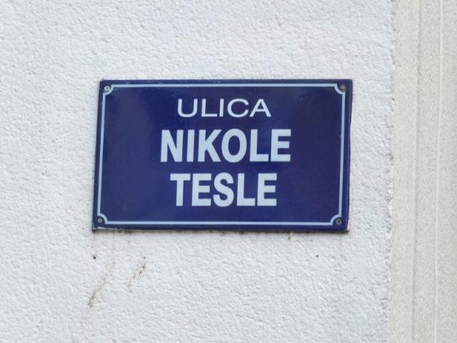 Tesla was here?