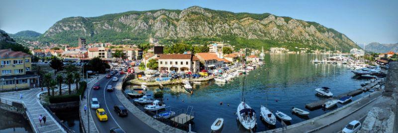 Kotor Harbor