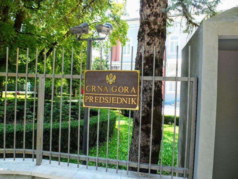 Montenegro (Crna Gora) Presidential residence