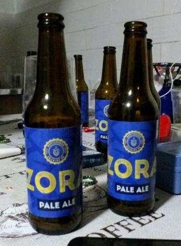 Montenegro Brewing Zora