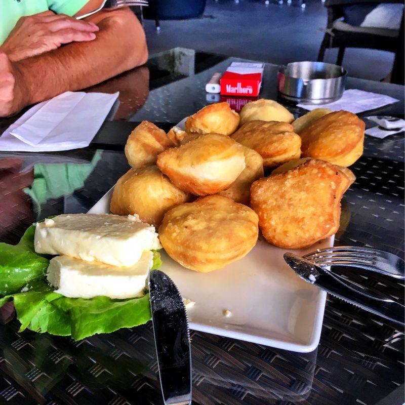 Priganice - Montenegrin donuts