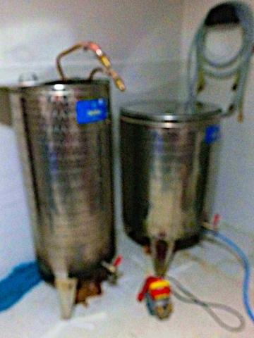 Montenegro Brewing brewhouse