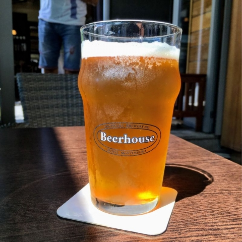 """Barba Niko"" Beerhouse pale ale by Budva Craft"