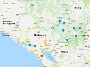 Montenegro Brewery Round
