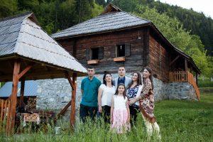 Kljajica Family