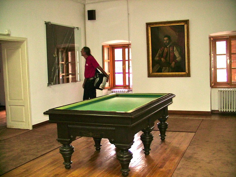 Njegos' Pool Hall (Wikipedia Commons)