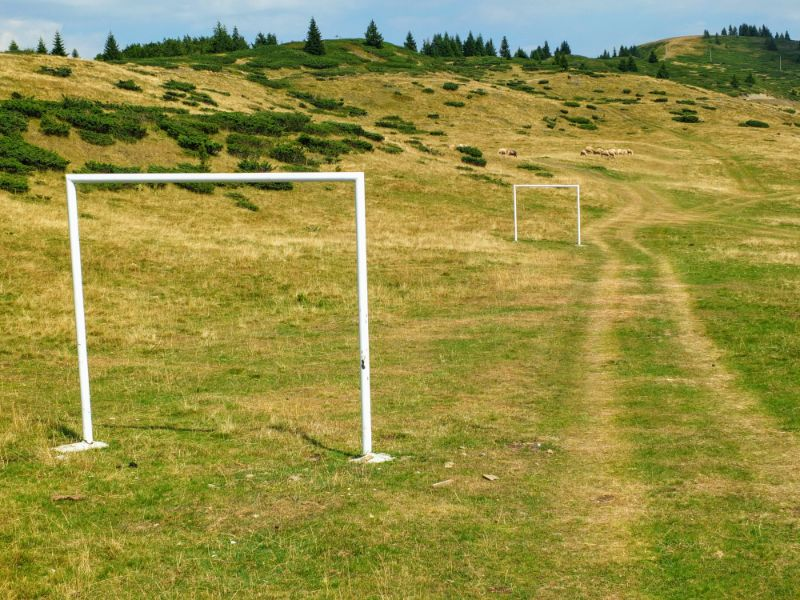 high country futbol field
