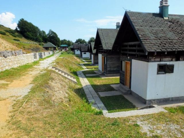 Stavno cabins