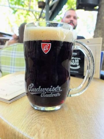 after hike Czech beers in Kolasin