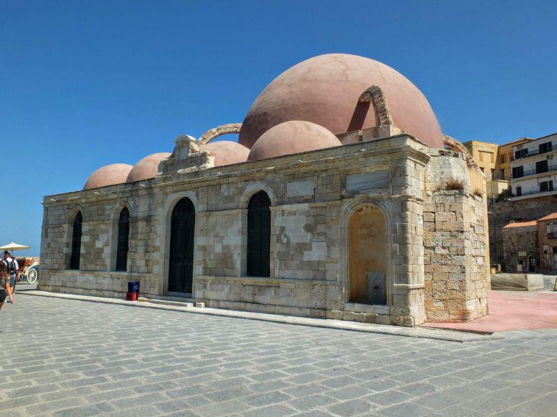 Mosque Küçük Hasan