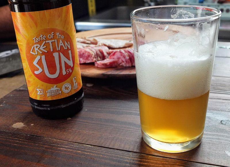 """Taste of the Cretian Sun"" Fusion Gruit"