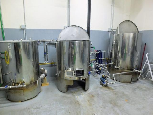 Notos brewhouse