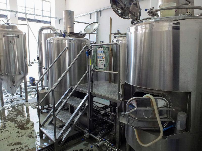 Lyra brewhouse