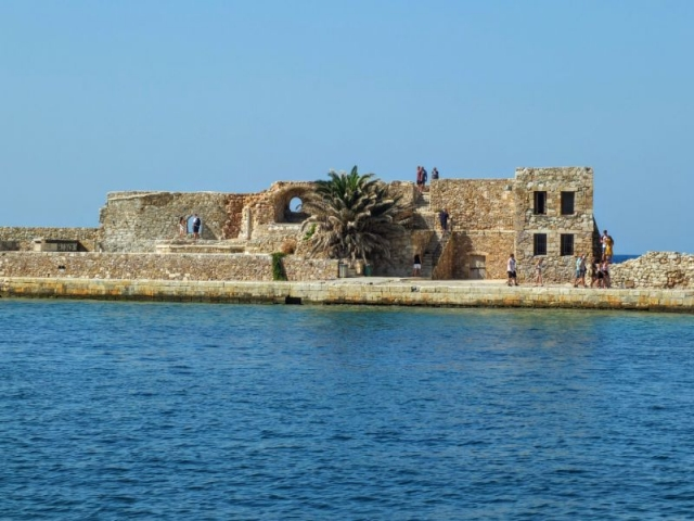 Venetian fortress ruins