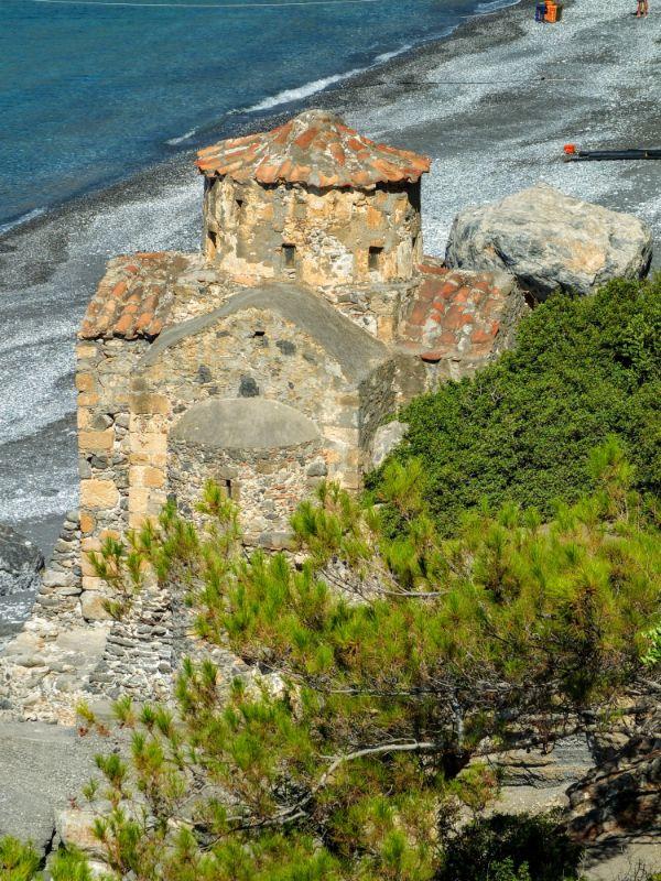old Byzantine chapel