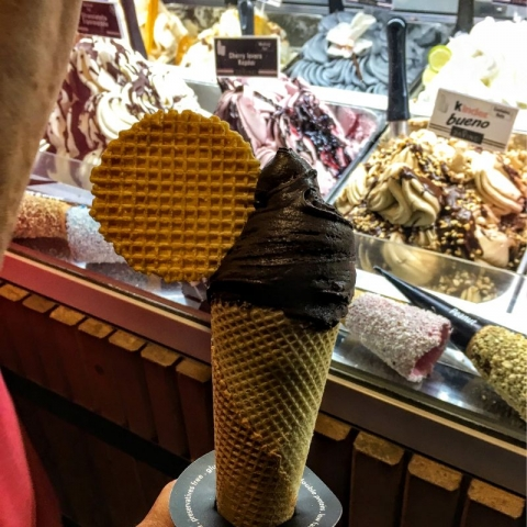 great places for gelato