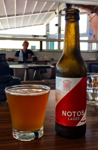 "Notos ""Gold"" lager"