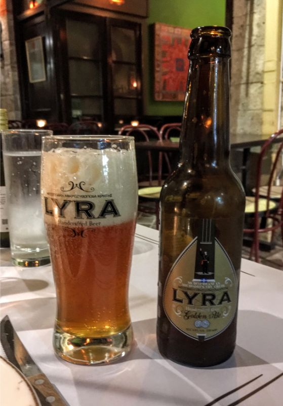 Lyra Golden Ale