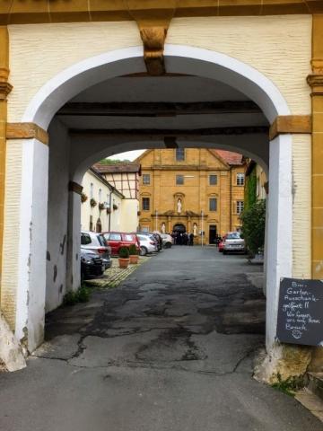 Kloster Weißenohe entry