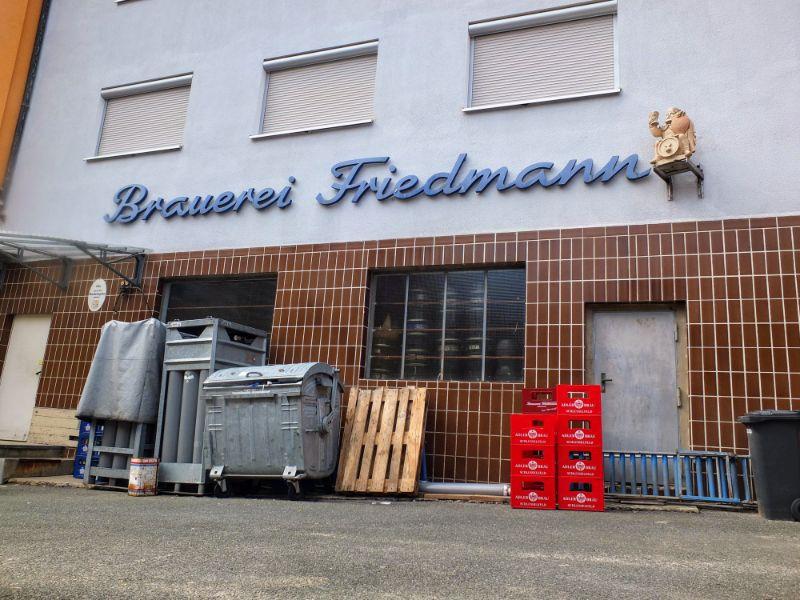 Brauerei Friedman
