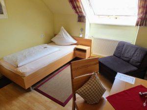 room at Lindenbrau