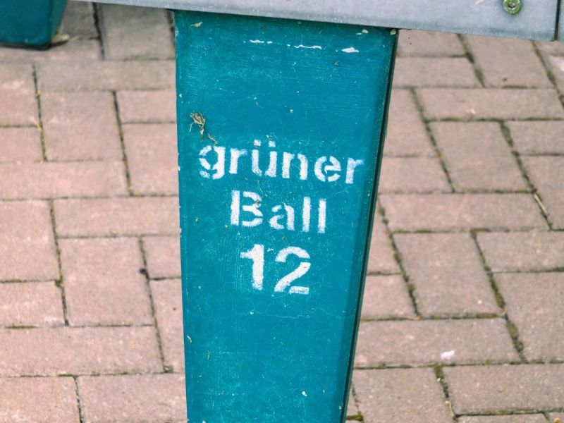 Gruner Ball?