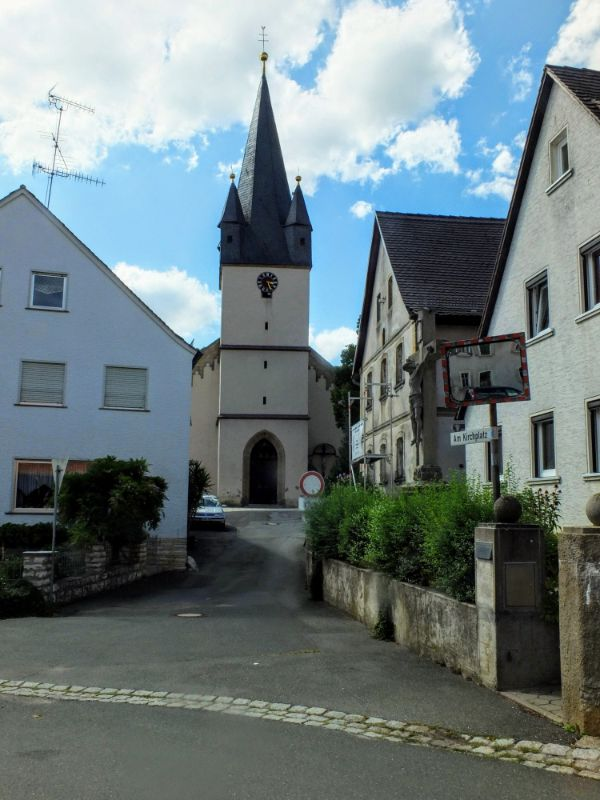 St. Jakobus der Ältere church