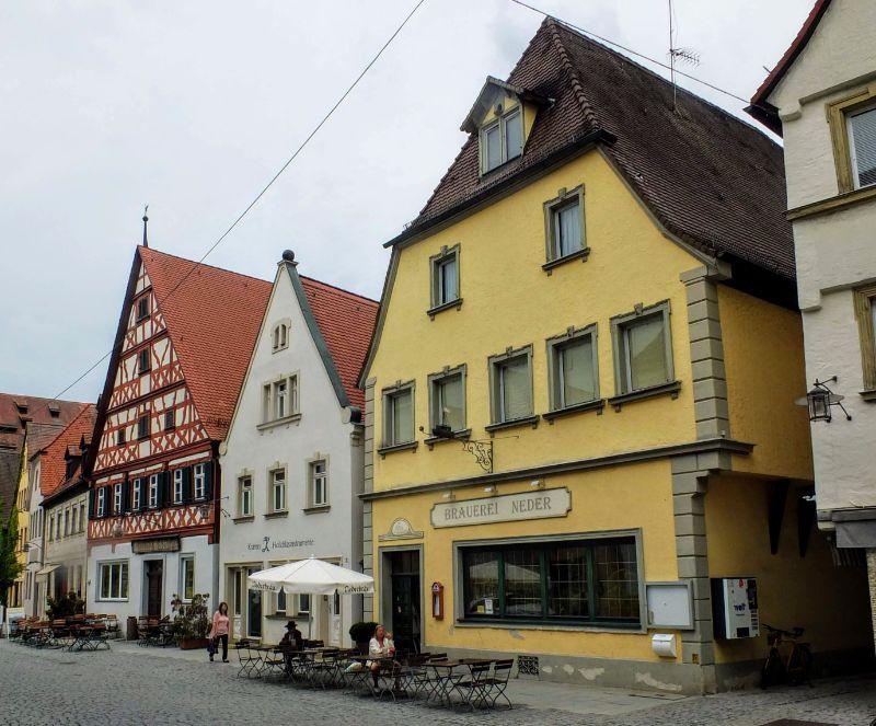 Hebendez and Neder breweries