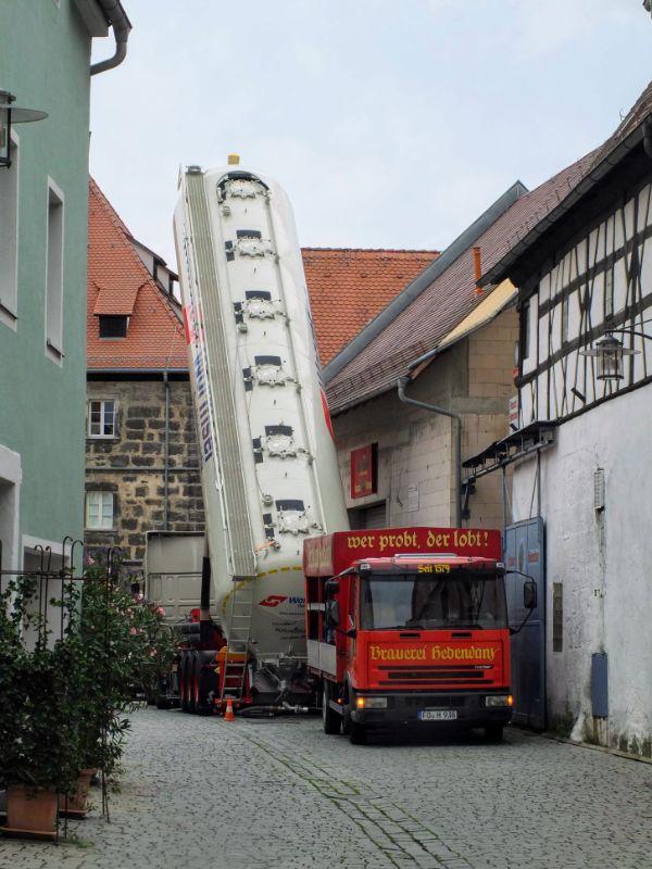 malt shipment
