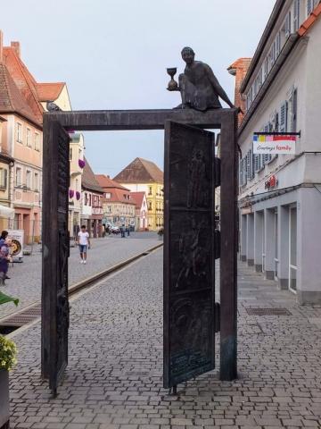 doorway to Forchheim