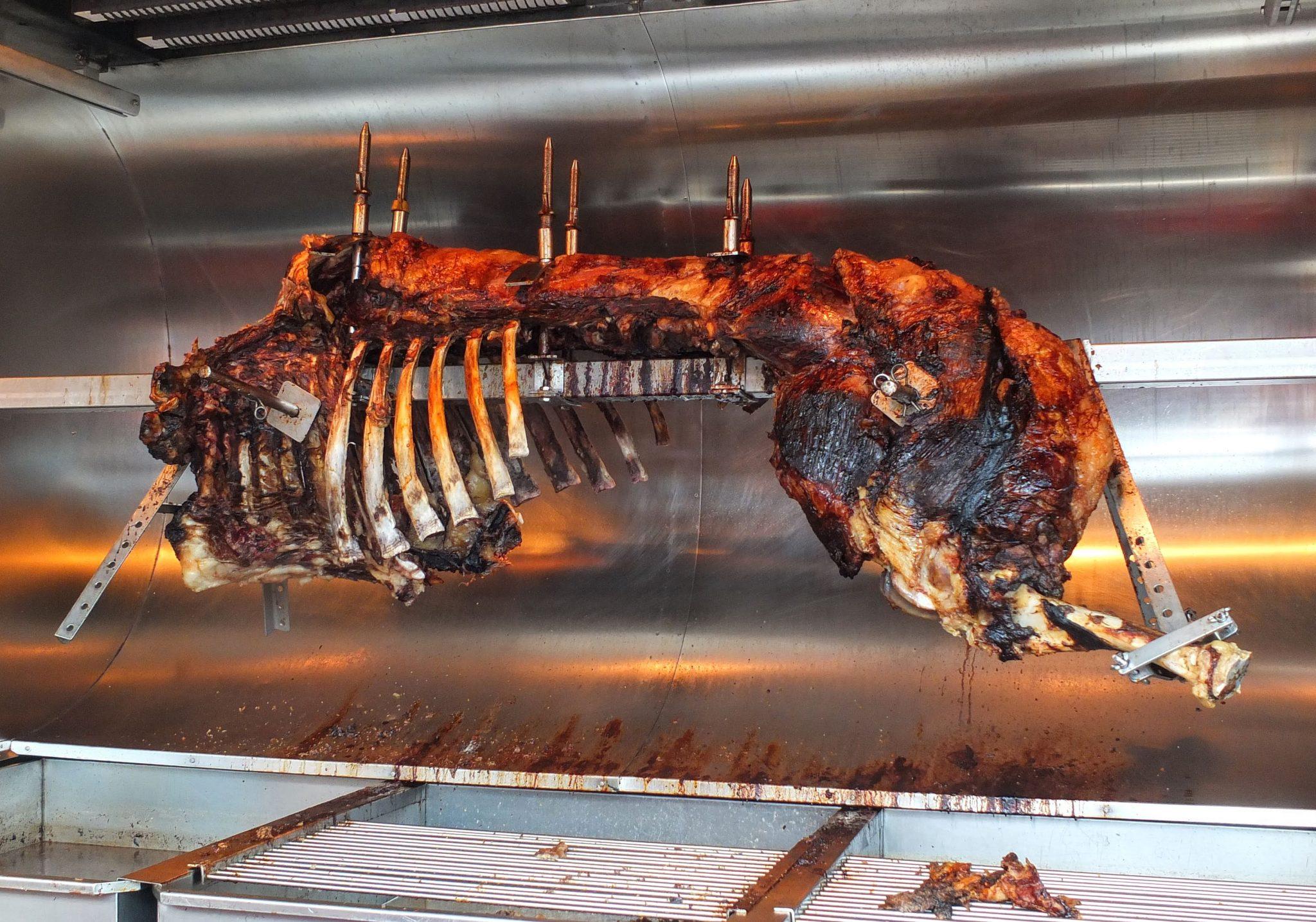 roast oxen