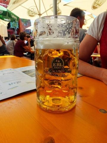 Erl Brau Fest Bier