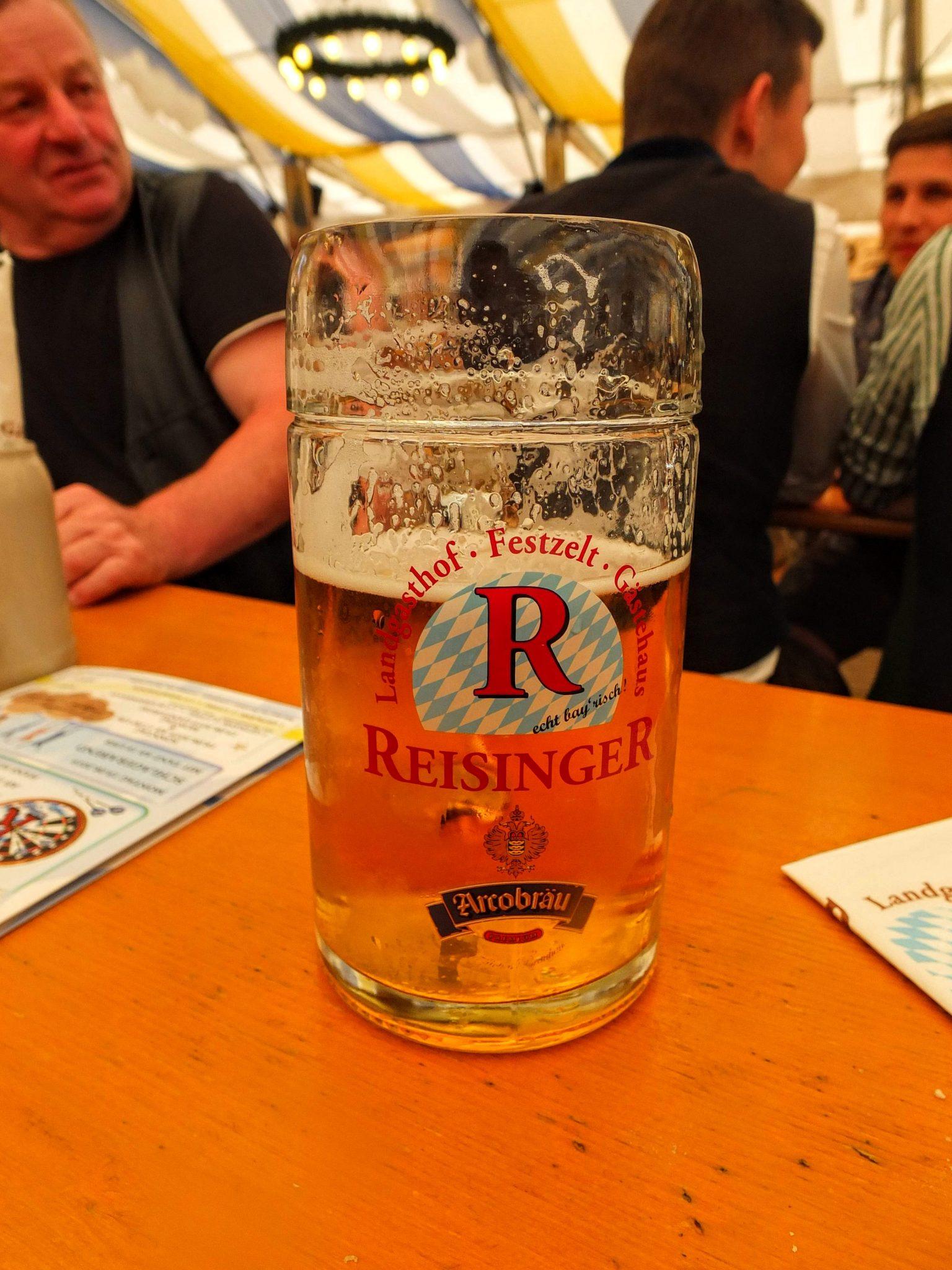 Reisinger Festbier (Arcobrau)