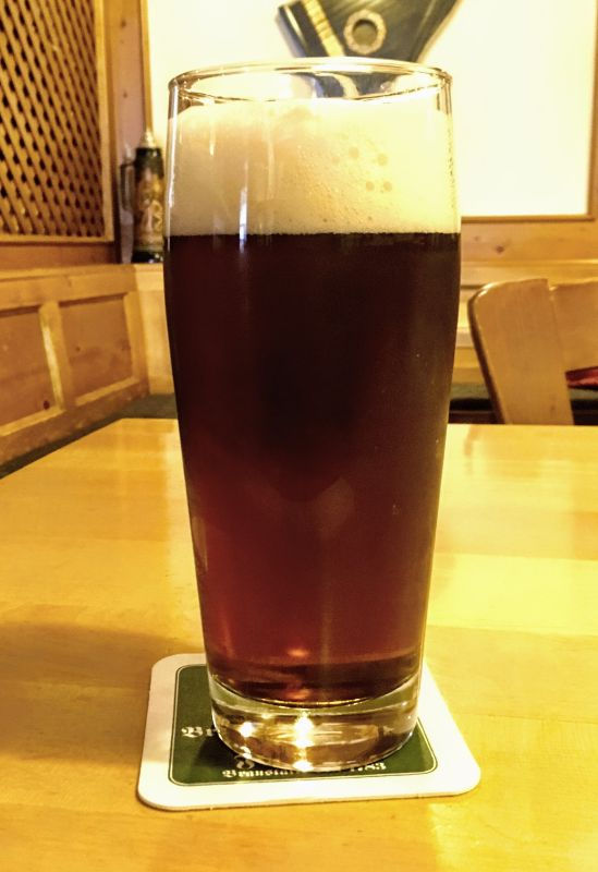 Eichhorn brown bier