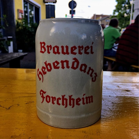 Hebendanz bier