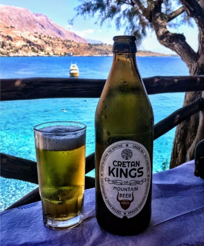 Cretan Kings Mountain Beer