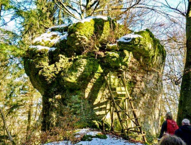 Zigeunerstein (Gypsy Rock)